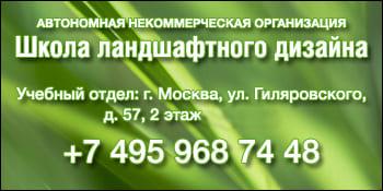 АНО Школа ландшафтного дизайна Старая Купавна