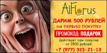 Aiflorus Подольск