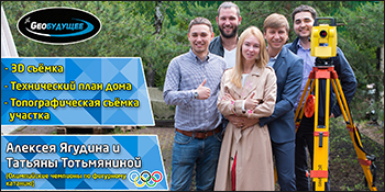 Будущее - геодезическая компания Подольск