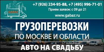 Грузоперевозки GABAZ Подольск