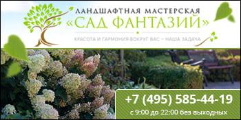 Сад Фантазий Мытищи Мытищи